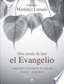 Otro modo de leer el evangelio