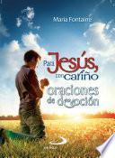 PARA JESÚS CON CARIÑO