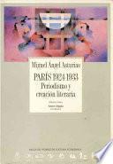 París 1924-1933