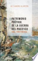 Patrimonio poético de la Guerra del Pacífico