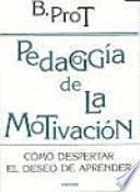Pedagogía de la motivación