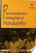 Pensamiento pedagógico hondureño