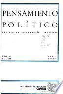 Pensamiento Politico