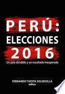 Perú: elecciones 2016