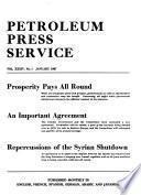 Petroleum Press Service