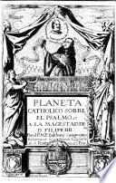 Planeta Catholico sobre el Psalmo 18