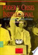Poder y crisis institucional en el campo colombiano
