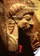 Poesía y Filosofía de la Grecia Arcaica