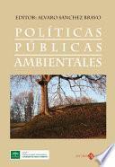 Políticas públicas ambientales