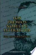 Premios Nobel de literatura