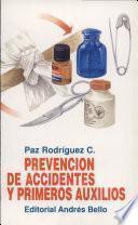 Prevención de Accidentes Y Primeros Aux.