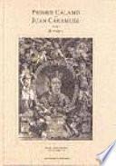 Primer cálamo de Juan Caramuel