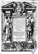 Primera parte de la demostraciones catholicas y principios en que se funda la verdad de nuestra christiana Religion, compuesta por... Fray Juan Baptista Fernandez