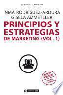 Principios y estrategias de marketing (Vol.1)