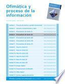Procesadores de texto (II) (Ofimática y proceso de la información)
