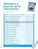 Procesadores de texto (III) (Ofimática y proceso de la información)