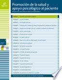 Procesos psicológicos básicos (Promoción de la salud y apoyo psicológico al paciente)