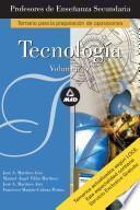 Profesores de Enseñanza Secundaria. Tecnologia. Volumen Iv E-book