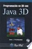 Programación en 3D con Java 3D