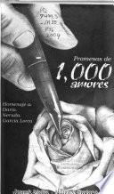 Promesas de 1,000 amores