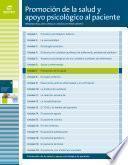 Promoción de la salud (Promoción de la salud y apoyo psicológico al paciente)