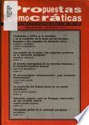 Propuestas democráticas para la sociedad y el estado del Paraguay del siglo 21