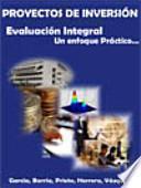 Proyectos de Inversión: evaluación integral