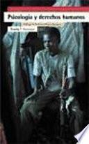 Psicología y derechos humanos