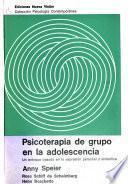 Psicoterapia de grupo en la adolescencia