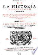 QVINTA PARTE DE LA HISTORIA PONTIFICAL Y CATHOLICA