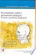 Razonamiento verbal y pensamiento analogico