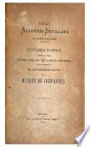 Real Academia Sevillana de Buenas Letras