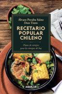 Recetario popular chileno (Álvaro Peralta)