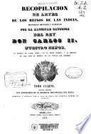 Recopilación de Leyes de los Reynos de las Indias, mandadas imprimir y publicar por...Carlos II...