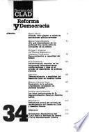 Reforma y democracia