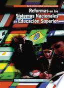 Reformas en los sistemas nacionales de educación superior