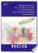 Reglamento de distribución y utilización de combustibles gasosos RCG