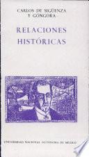 Relaciones históricas