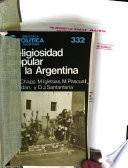 Religiosidad popular en la Argentina