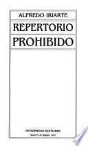Repertorio prohibido