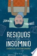 Residuos del insomnio