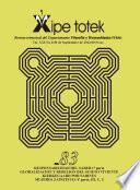 Responsabilidad del saber 1ª parte globalización y rebelión del sujeto viviente kierkegaard por sabines mujeres zapatistas (Xipe totek 83)