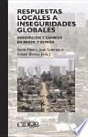 Respuestas locales a inseguridades globales