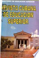 Revista cubana de educación superior