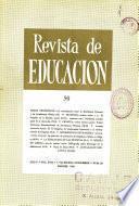 Revista de educación nº 50