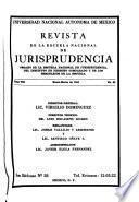 Revista de la Escuela Nacional de Jurisprudencia