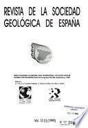 Revista de la Sociedad Geológica de España