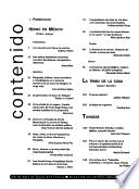 Revista de literatura mexicana contemporánea