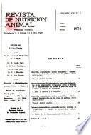 Revista de Nutrición Animal