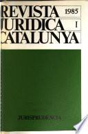 Revista jurídica de Catalunya